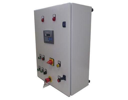 Máquina de prensado de materiales textiles
