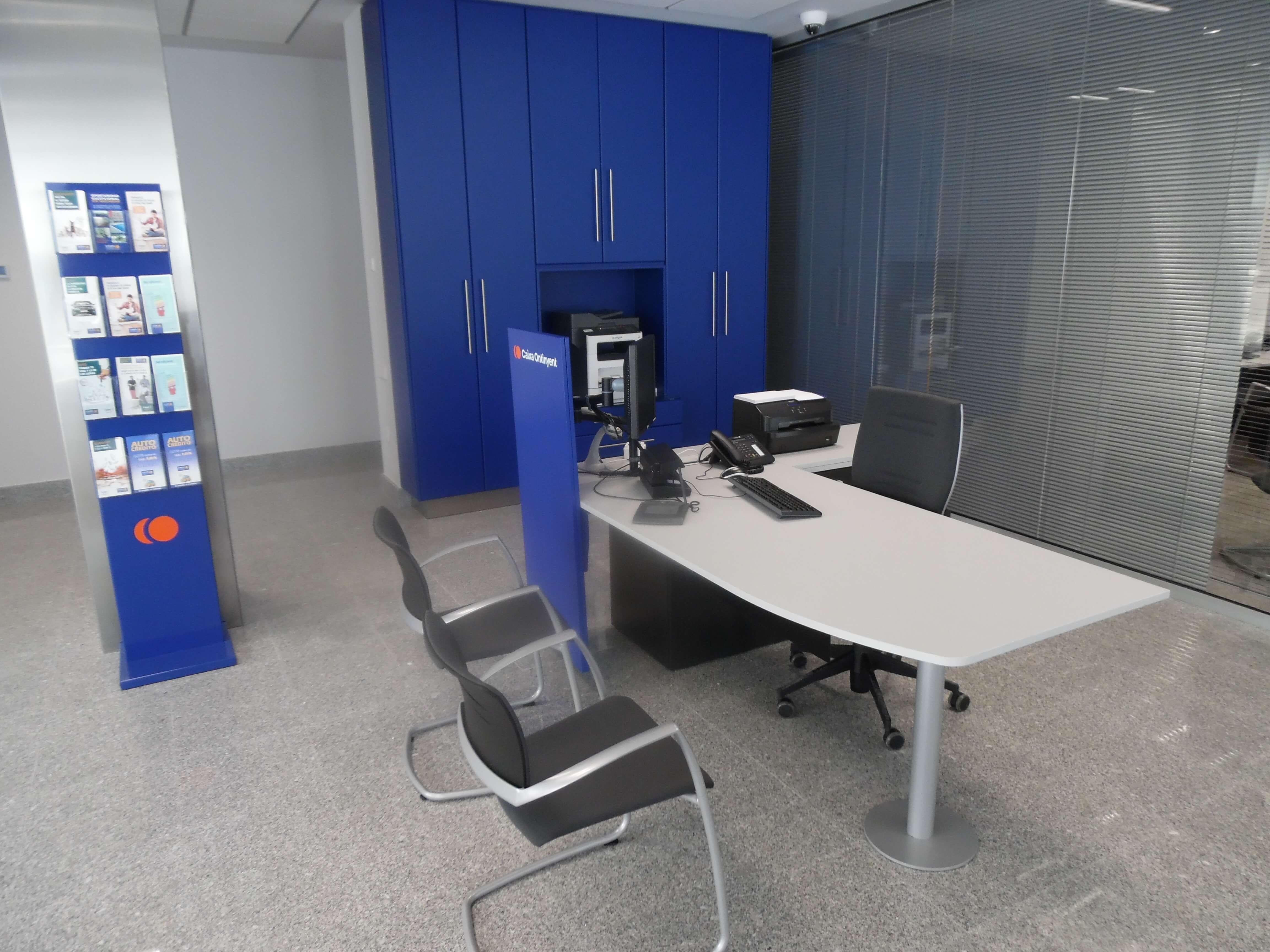 Oficina ibi caixa ontinyent inel valencia alicante for Oficinas la caixa en valencia