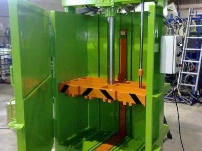 Prensa vertical hidráulica VP-20 JOVAL - Automatización INEL