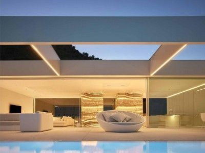 domotica iluminacion vivienda inel