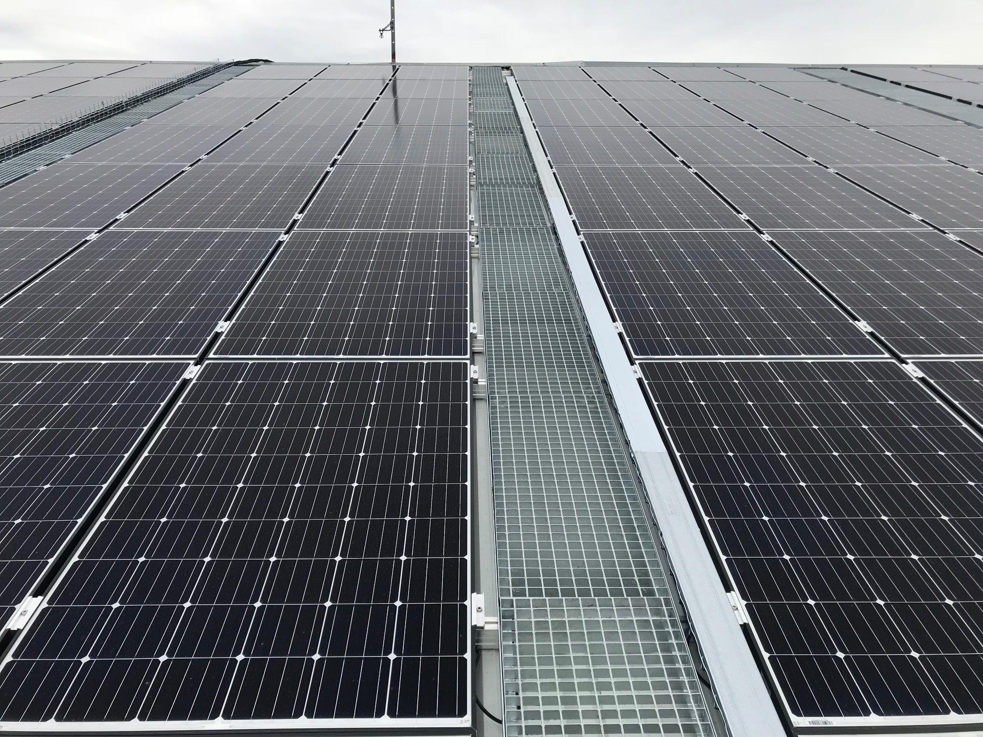 Instalacion paneles solares (Intorsa) - Inel