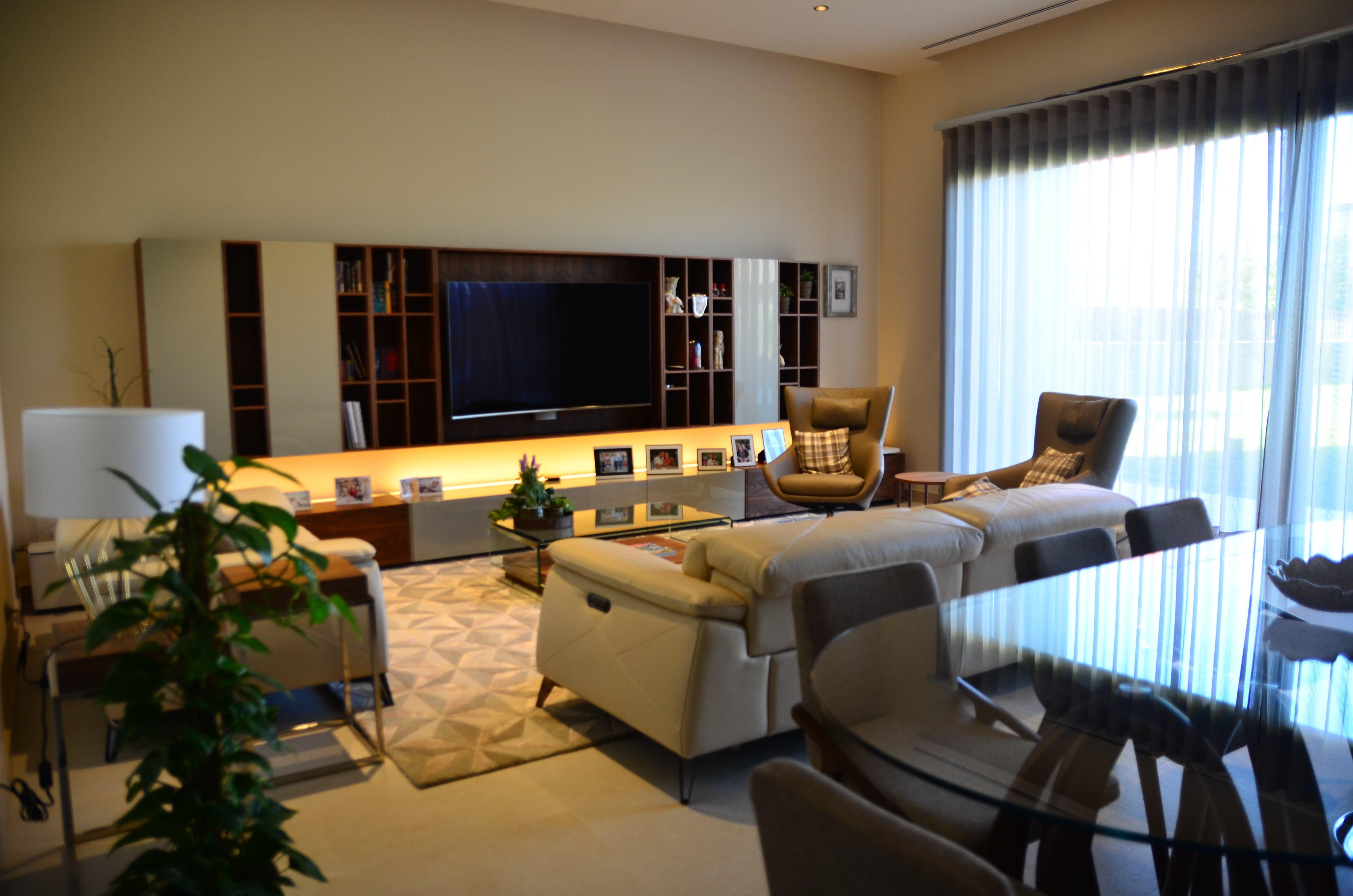Iluminación interior vivienda mueble