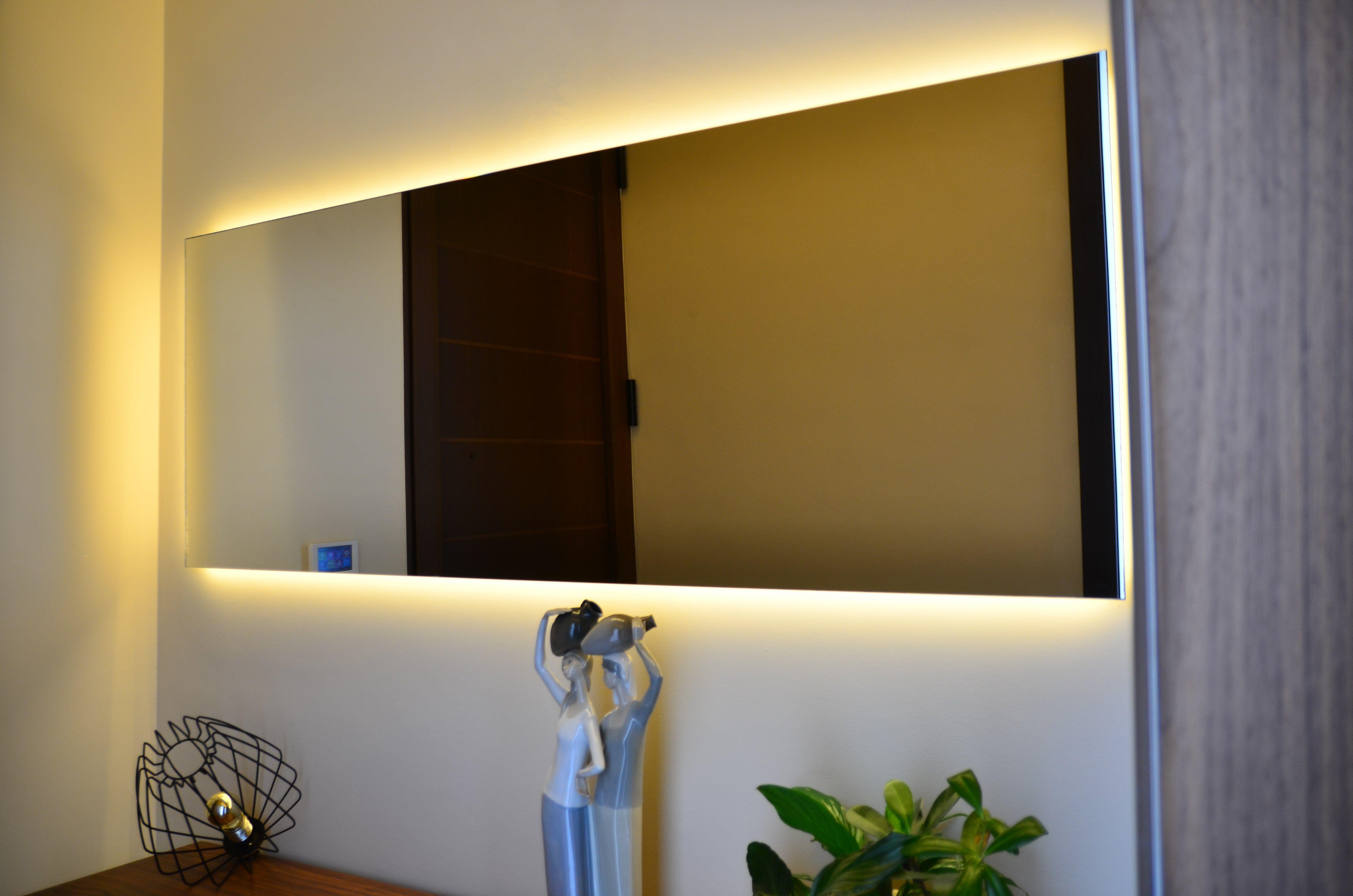 Iluminacion cirstal vivienda Inel Vallada