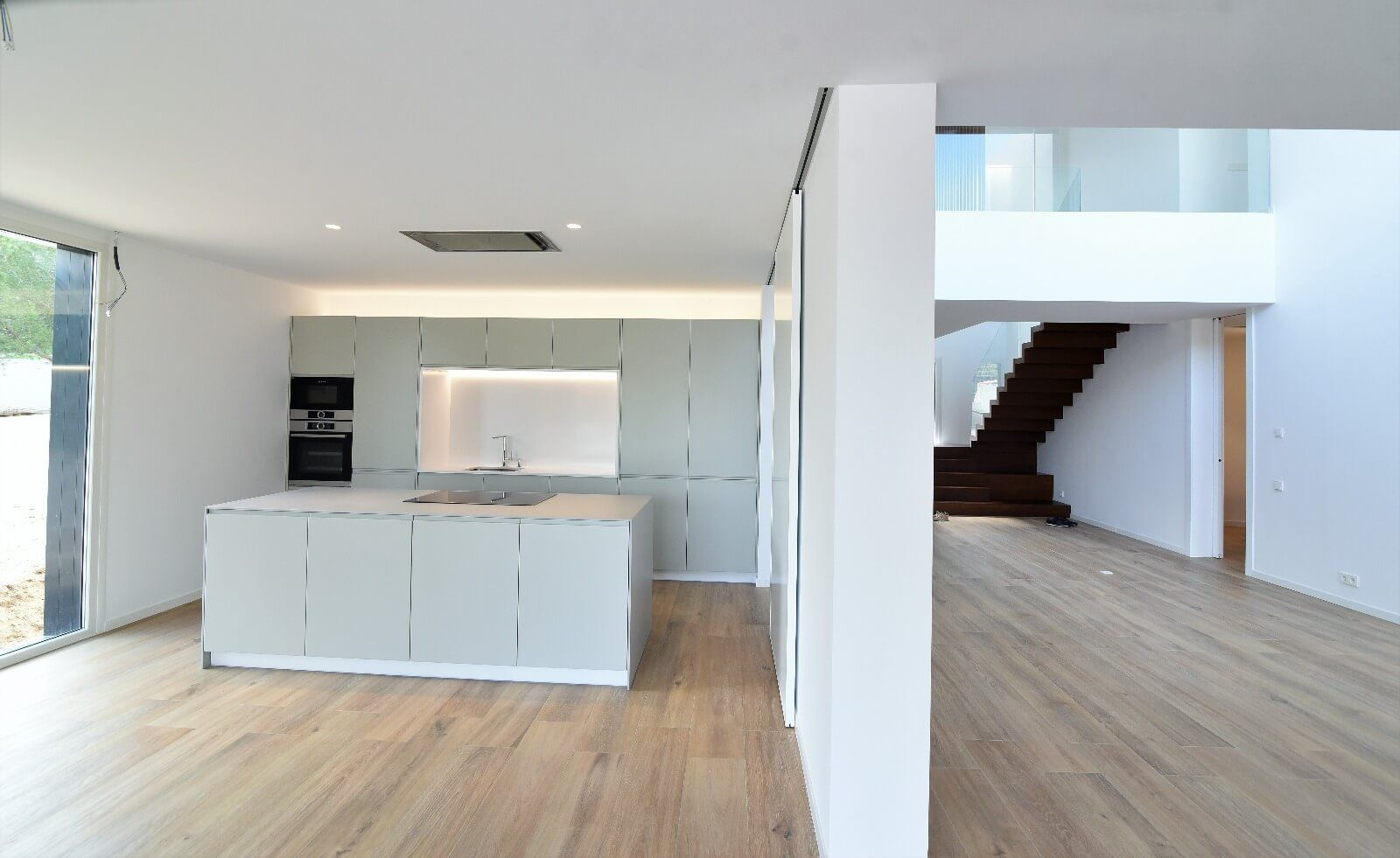 Instalacion domotica e iluminacion interior vivienda