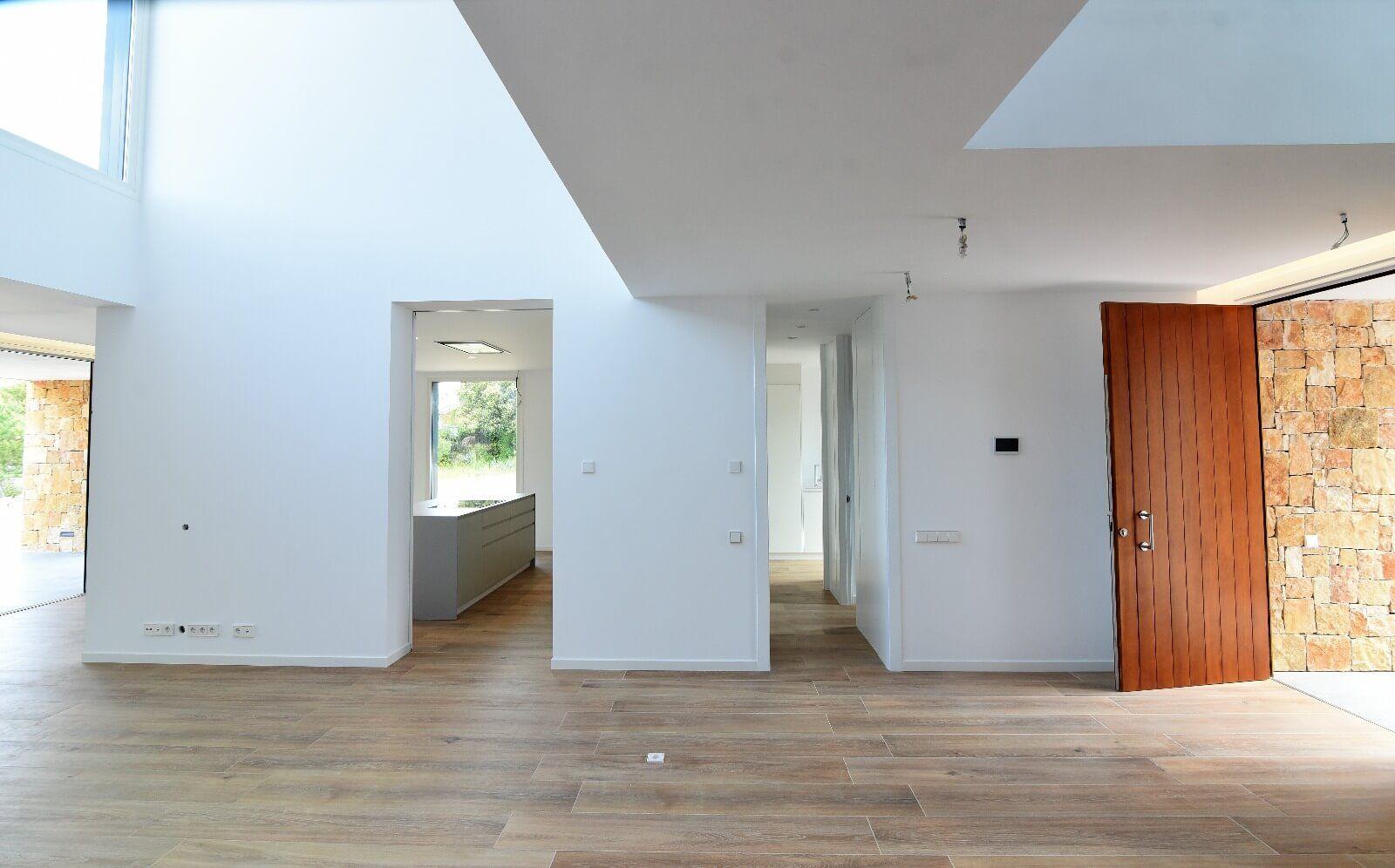 Instalacon vivienda modular guadarrama Inel