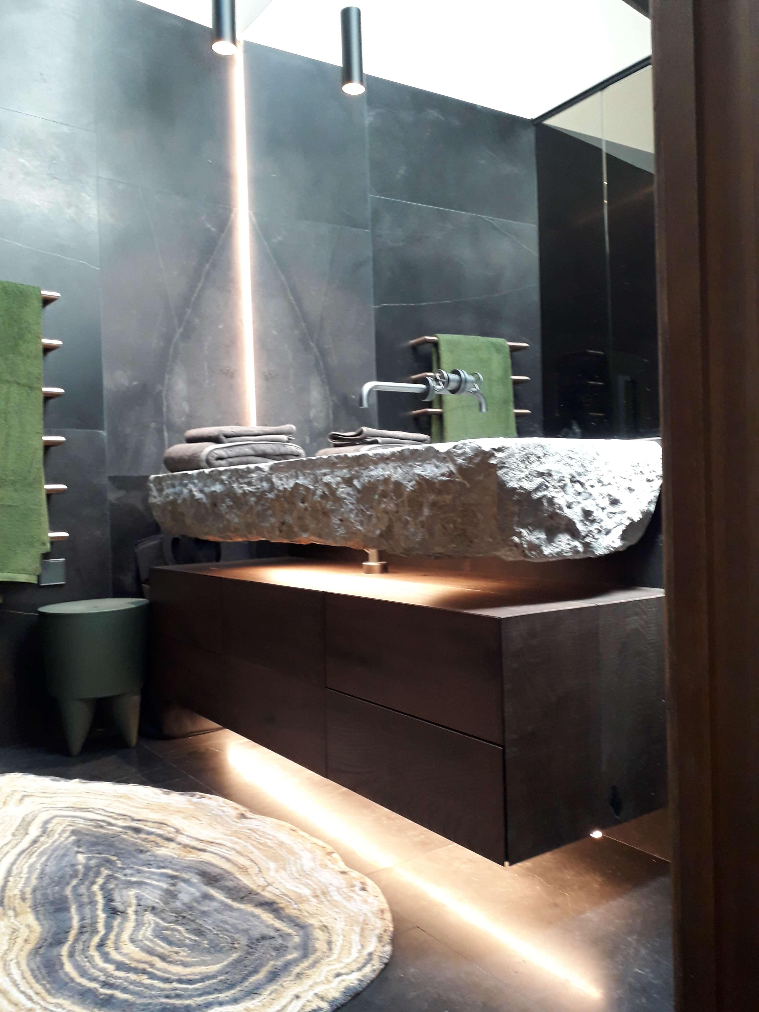 Iluminacion cuarto de Baño - Inel