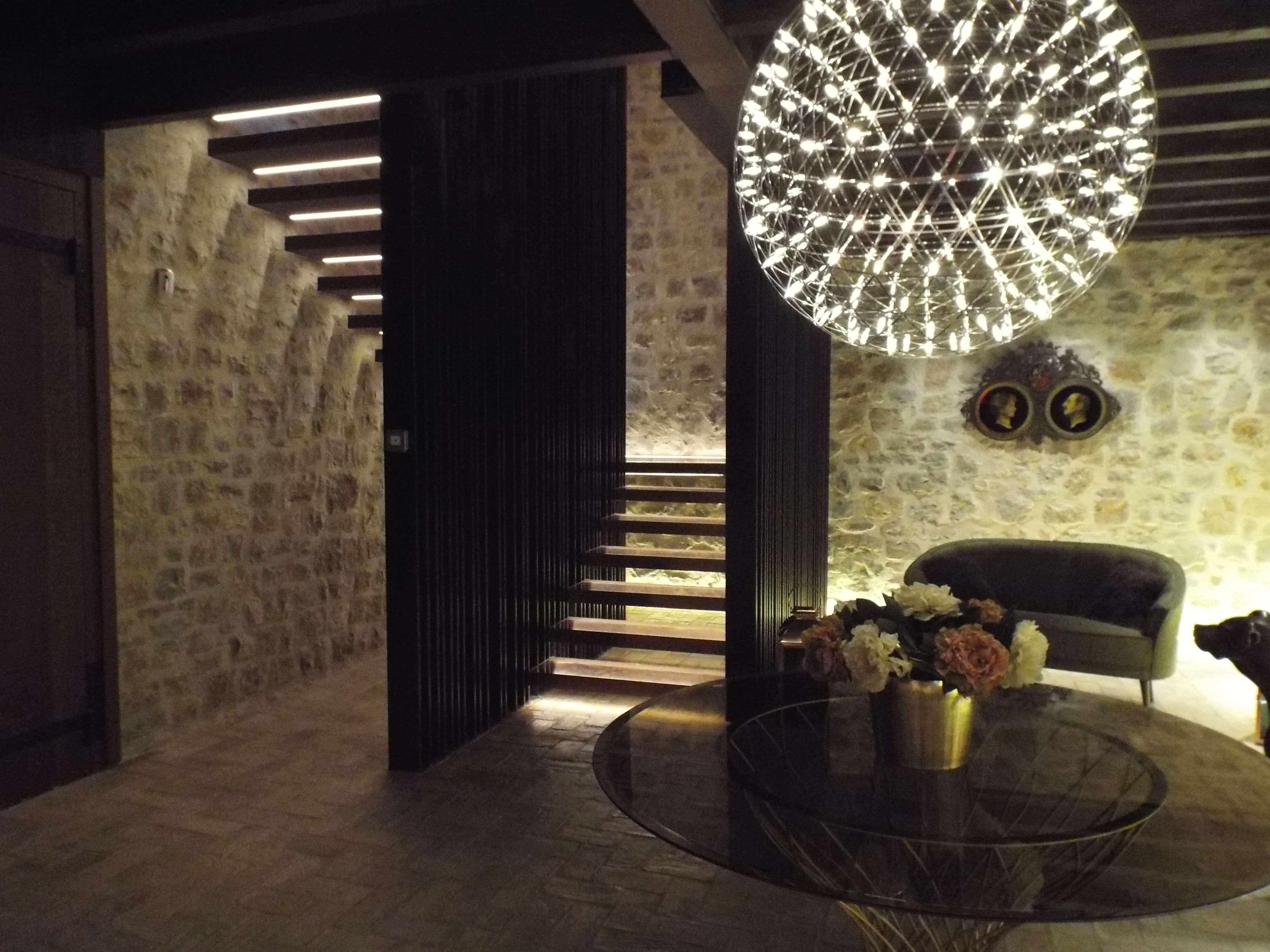 Instalación Domótica e Iluminación Rubielos de Mora (Teruel)