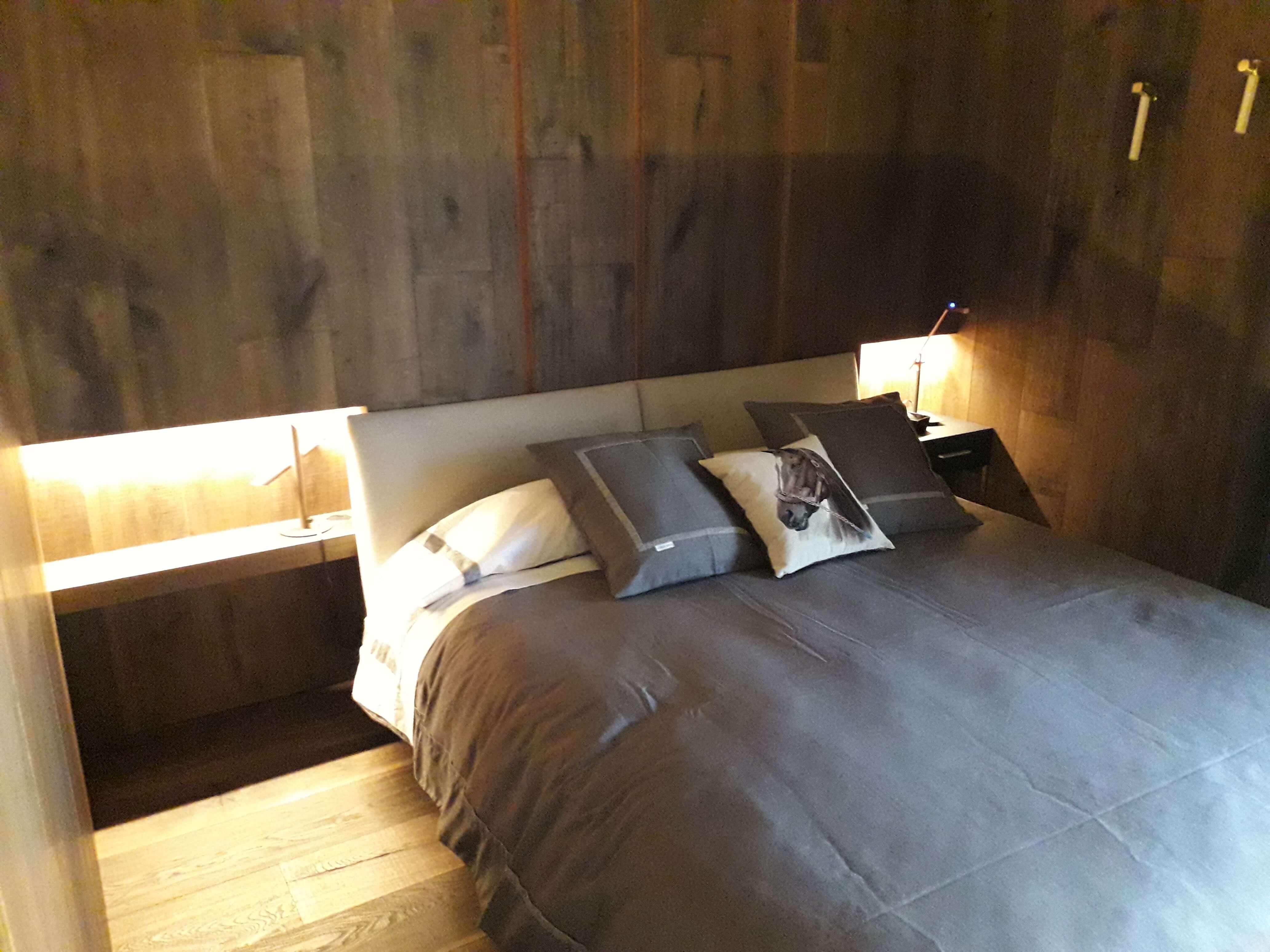 Instalacion iluminacion y domotica casa teruel Inel