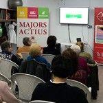 Asistentes al programa Majors Actius