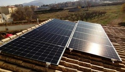 Instalación Autoconsumo Vivienda, paneles solares Inel
