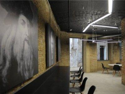 Instalación Eléctrica e Iluminación Soterrani de les idees - Inel