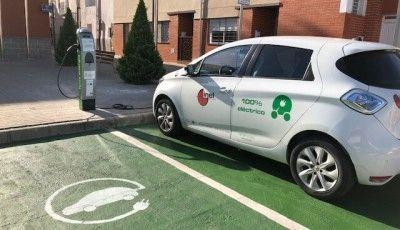 Instalación Punto Recarga Vehículo eléctrico Potries - Inel