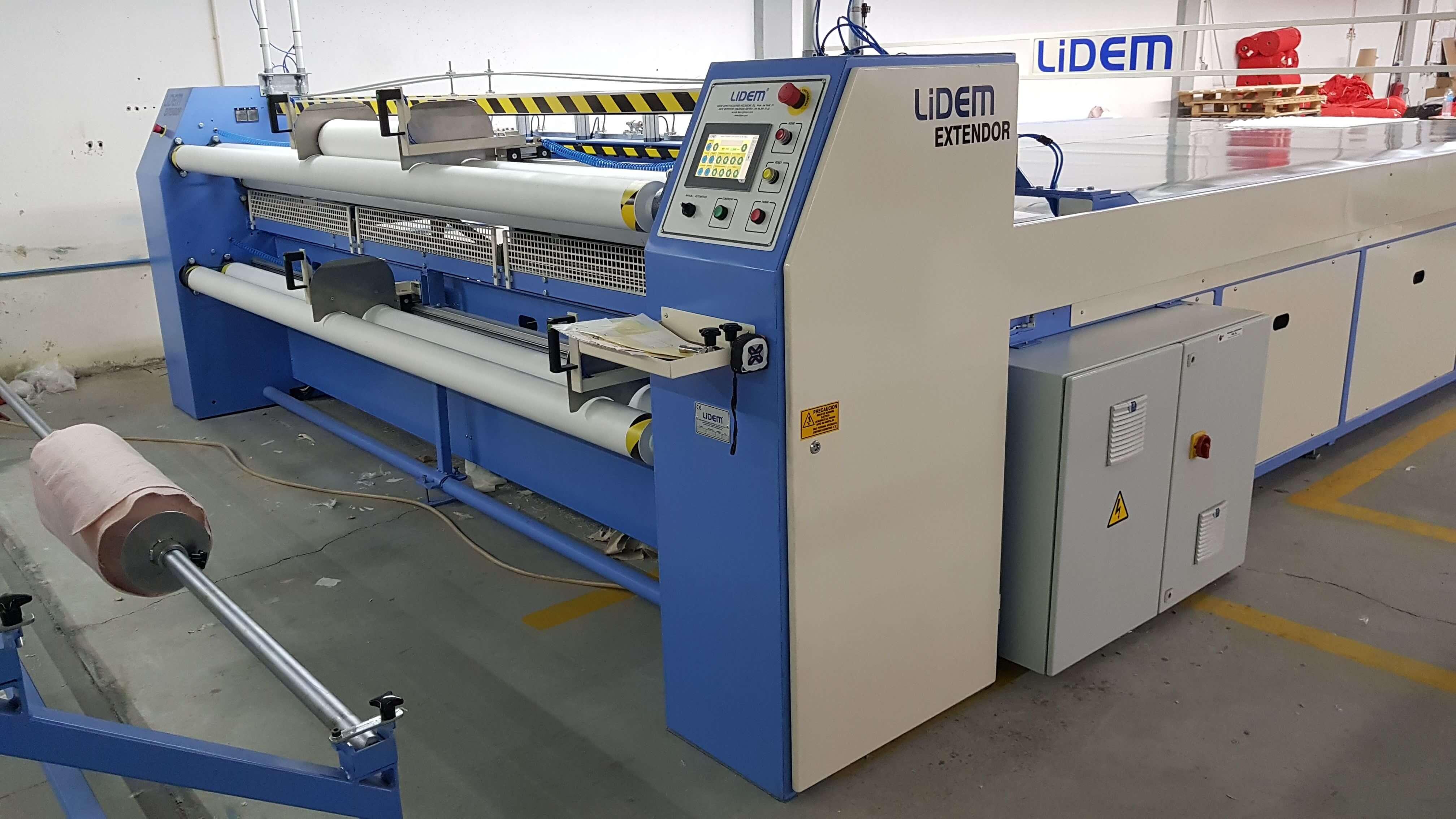 Máquina Extendor Lidem - Inel
