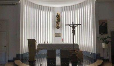 Iluminación capilla Colegio Pureza de María Ontinyent - Inel