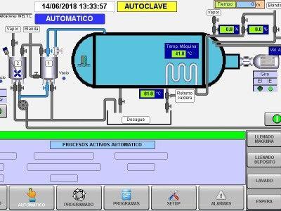 Retrofitting Autoclave Inel