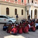 Charla de Inel a los alumnos del colegio La Concepción