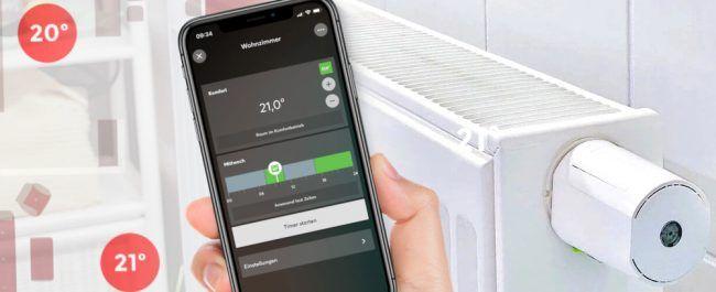 ahorro con calefacción de radiadores de agua