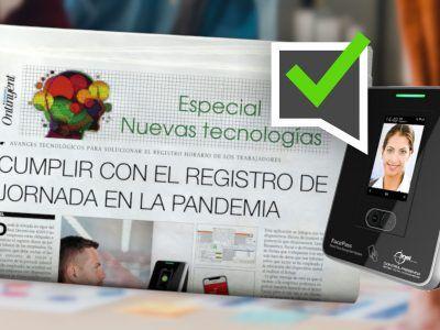 Cumplir con el registro de jornada laboral en la pandemia